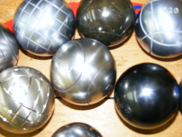 Competition Boules
